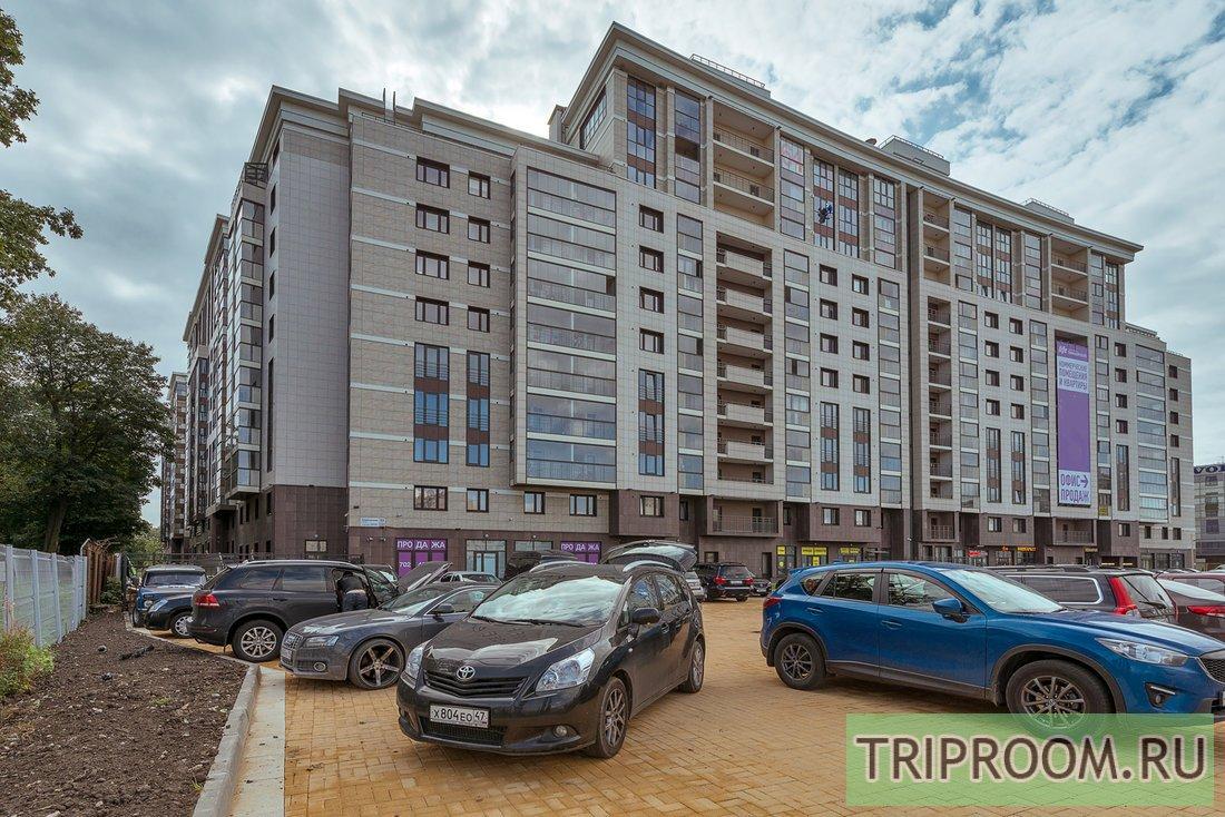 3-комнатная квартира посуточно (вариант № 65036), ул. Приморский проспект, фото № 21