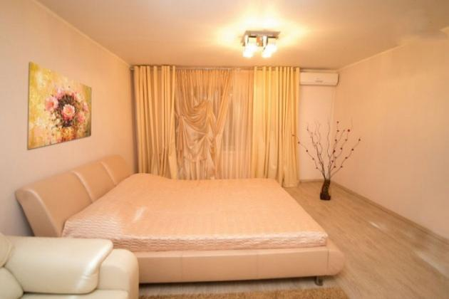 1-комнатная квартира посуточно (вариант № 3702), ул. Советская улица, фото № 4