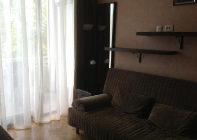 1-комнатная квартира посуточно (вариант № 34), ул. Курортный проспект, фото № 2