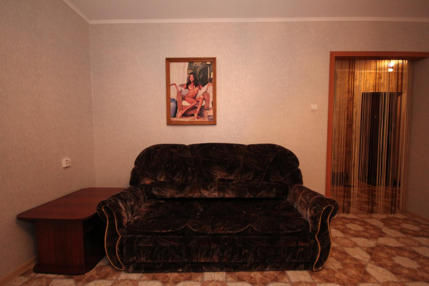 1-комнатная квартира посуточно (вариант № 1749), ул. Победы бульвар, фото № 2