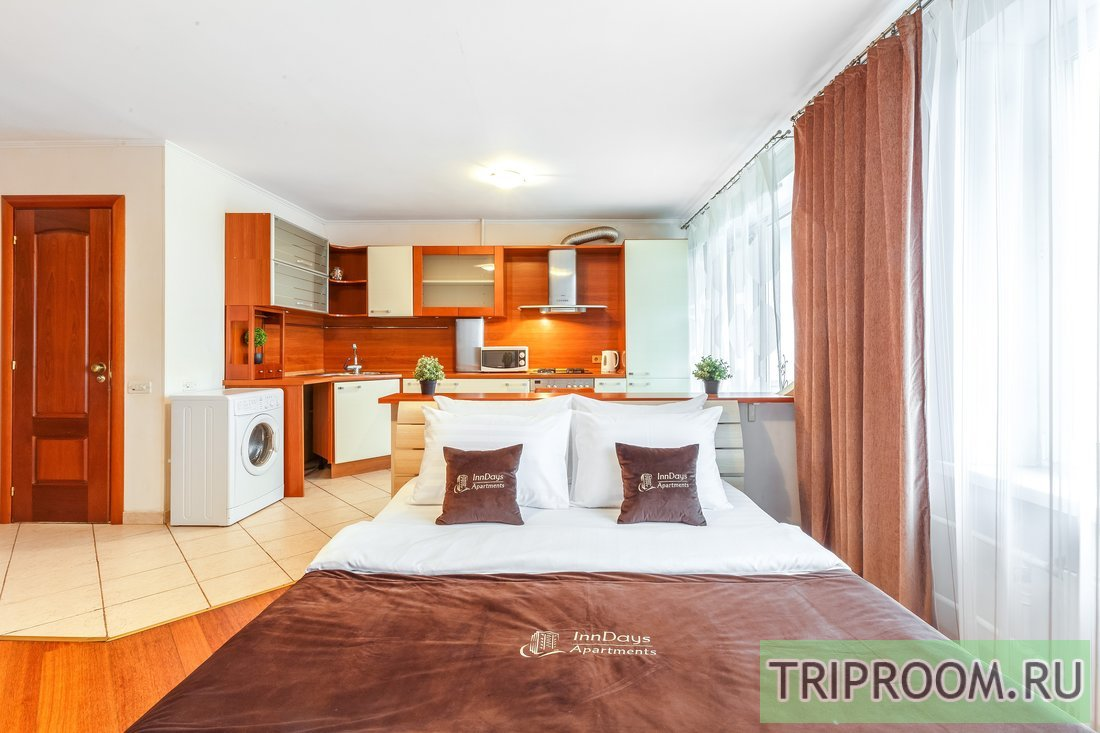 1-комнатная квартира посуточно (вариант № 7942), ул. Обручева улица, фото № 4