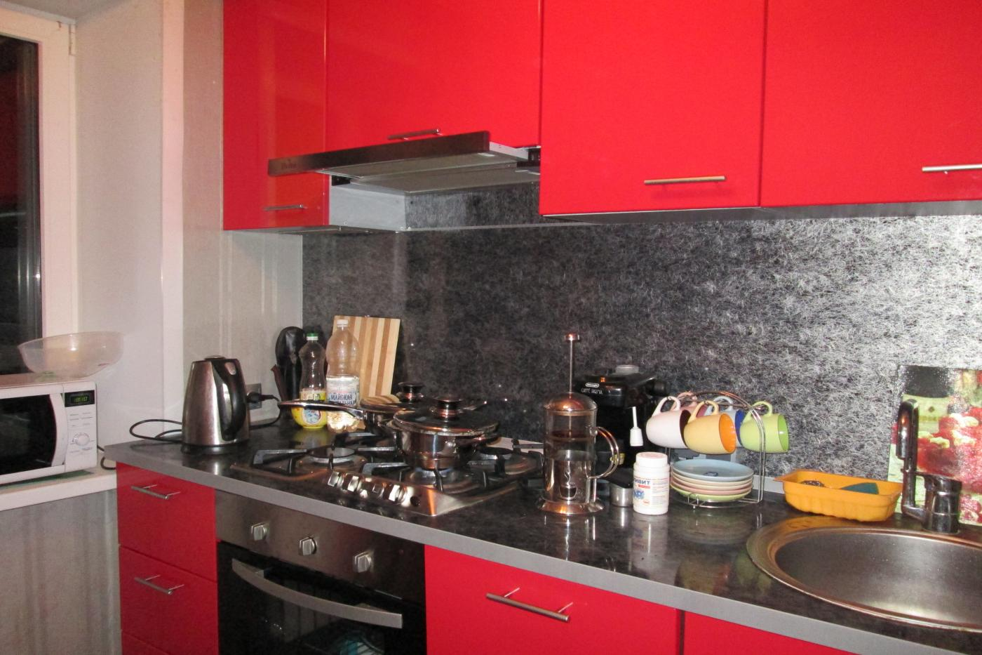 1-комнатная квартира посуточно (вариант № 4447), ул. Ломоносова улица, фото № 3
