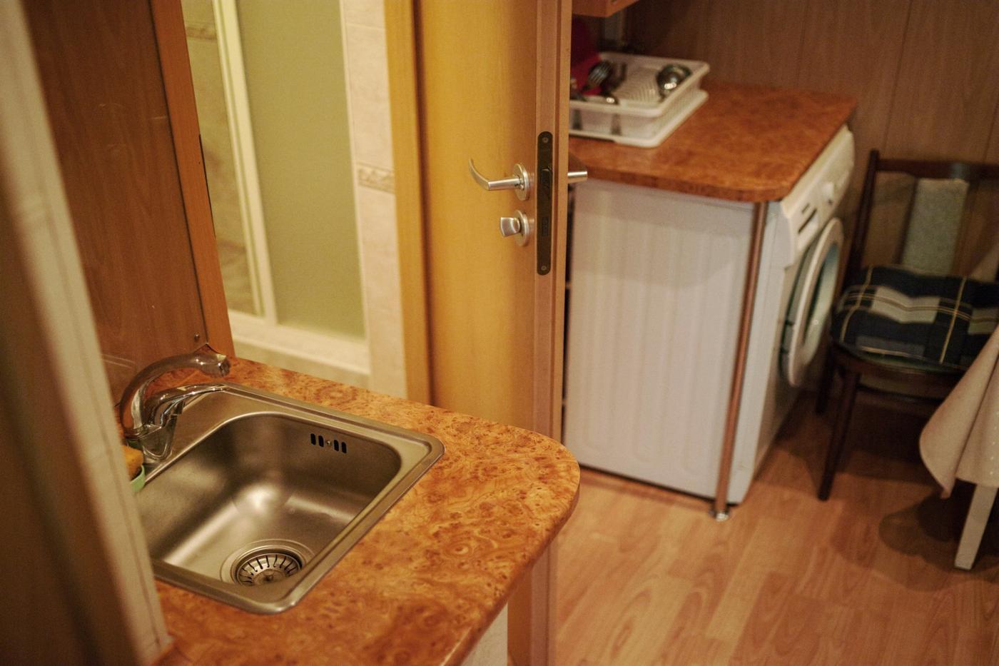 1-комнатная квартира посуточно (вариант № 1537), ул. Ленина улица, фото № 5