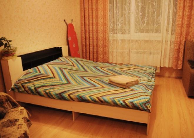 1-комнатная квартира посуточно (вариант № 116), ул. Байкальская улица, фото № 2