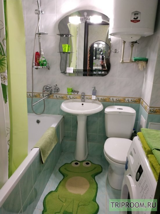 1-комнатная квартира посуточно (вариант № 1071), ул. Октябрьскойреволюции проспект, фото № 11