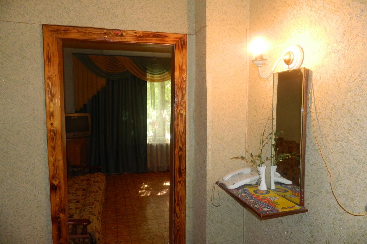 1-комнатная квартира посуточно (вариант № 1924), ул. Средне-Московская улица, фото № 6