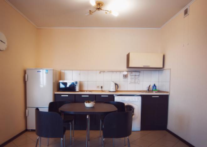 2-комнатная квартира посуточно (вариант № 193), ул. Гагарина улица, фото № 5
