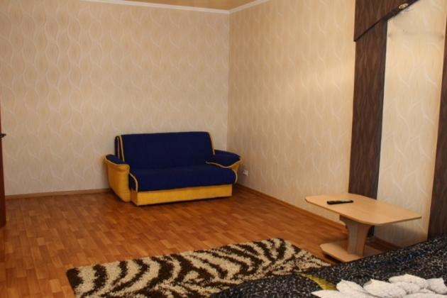 1-комнатная квартира посуточно (вариант № 3508), ул. Пушкина улица, фото № 4