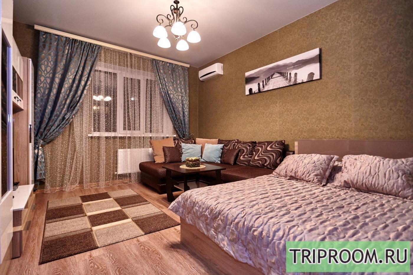 1-комнатная квартира посуточно (вариант № 6859), ул. Кореновская улица, фото № 1