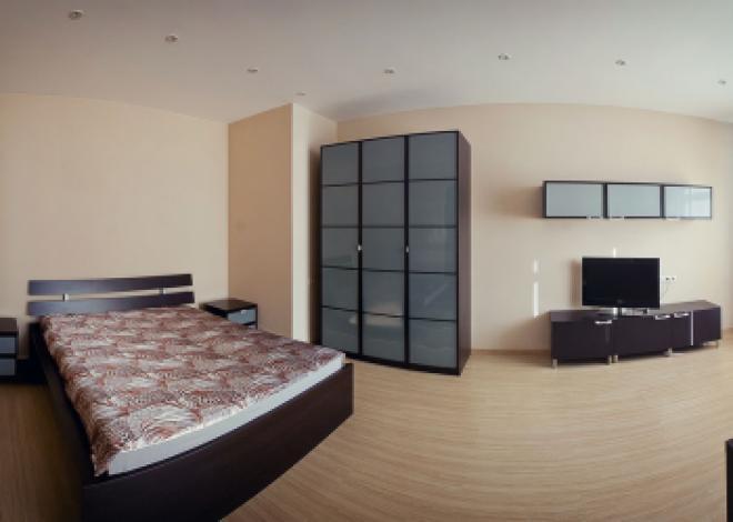 1-комнатная квартира посуточно (вариант № 196), ул. Ленина улица, фото № 2