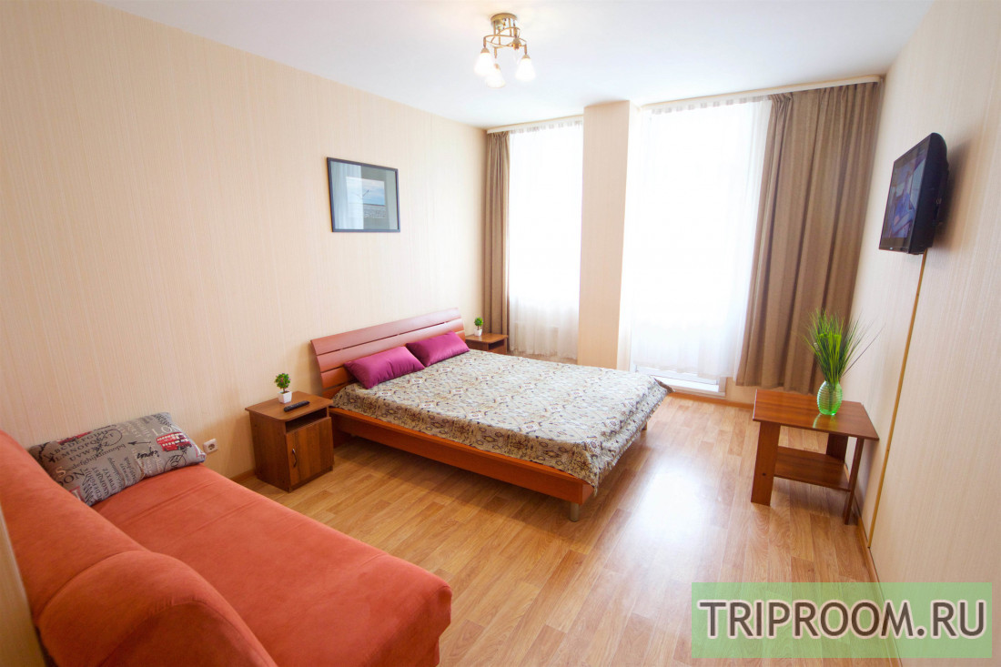 1-комнатная квартира посуточно (вариант № 69448), ул. Алексеева, фото № 1