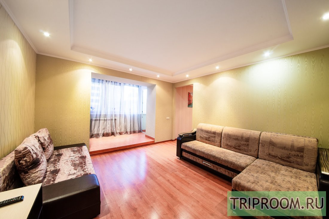 1-комнатная квартира посуточно (вариант № 63652), ул. улица имени Н.И. Вавилова, фото № 1