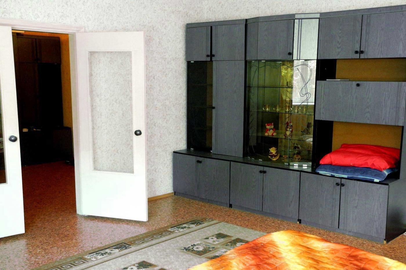 1-комнатная квартира посуточно (вариант № 3873), ул. Никитинская улица, фото № 3