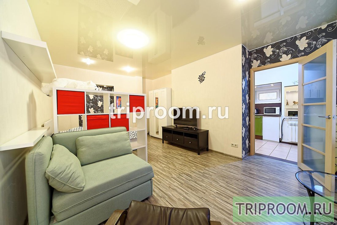 1-комнатная квартира посуточно (вариант № 54712), ул. Большая Морская улица, фото № 1