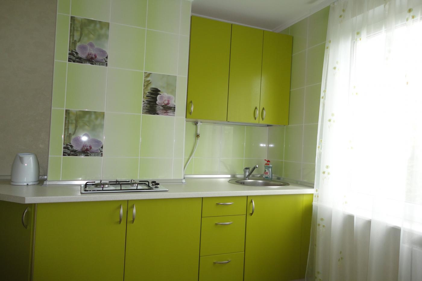 1-комнатная квартира посуточно (вариант № 626), ул. Героев Бреста улица, фото № 9