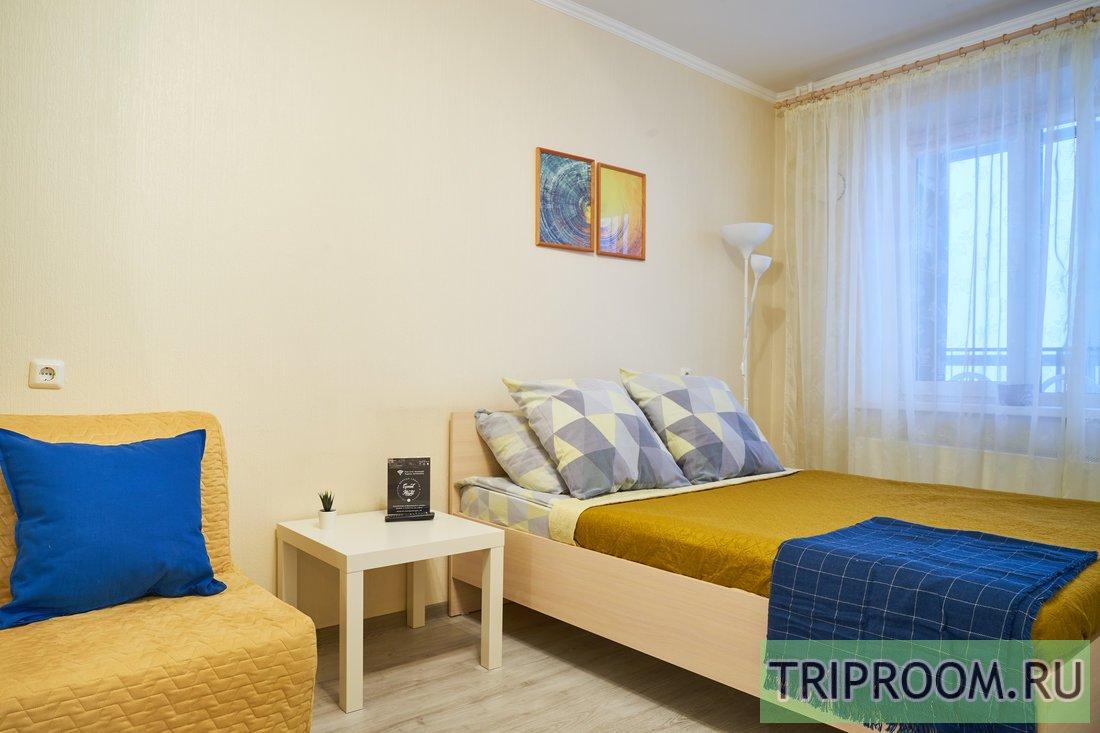 1-комнатная квартира посуточно (вариант № 44858), ул. Переулок Овражный, фото № 2