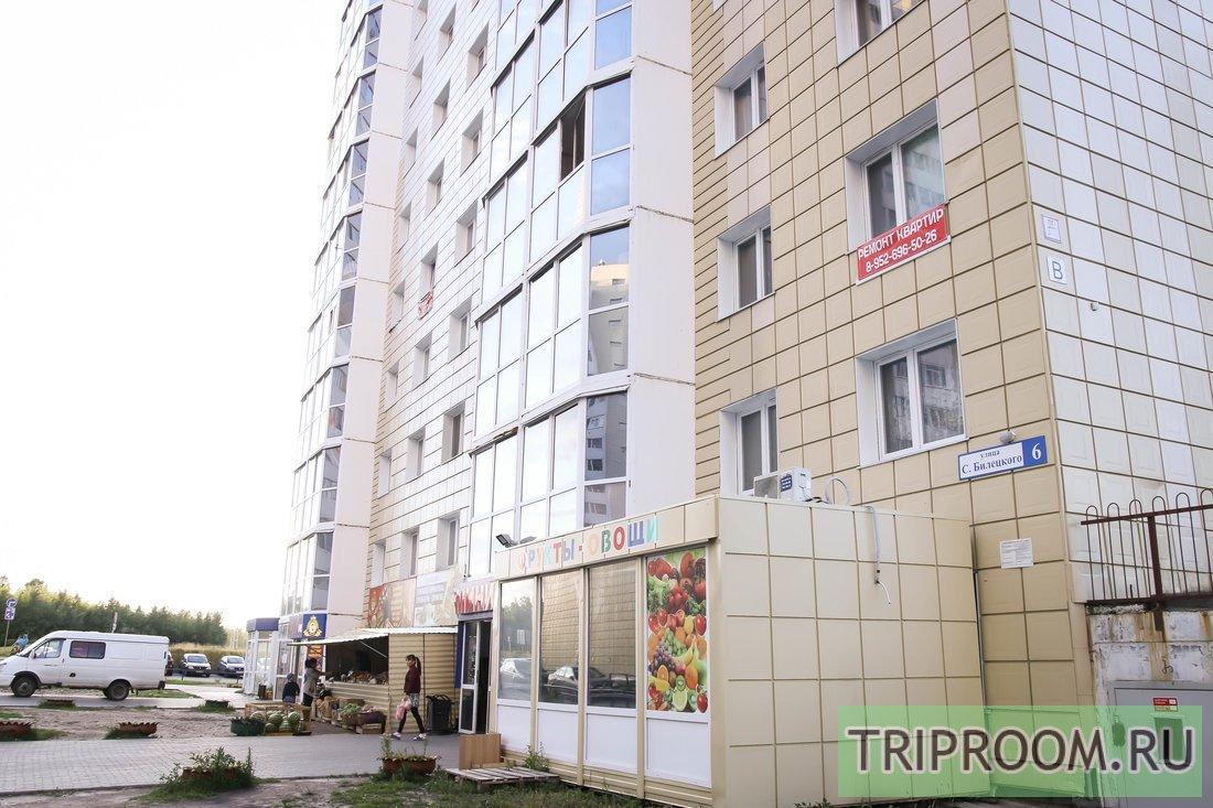 2-комнатная квартира посуточно (вариант № 48950), ул. семена белецского, фото № 18
