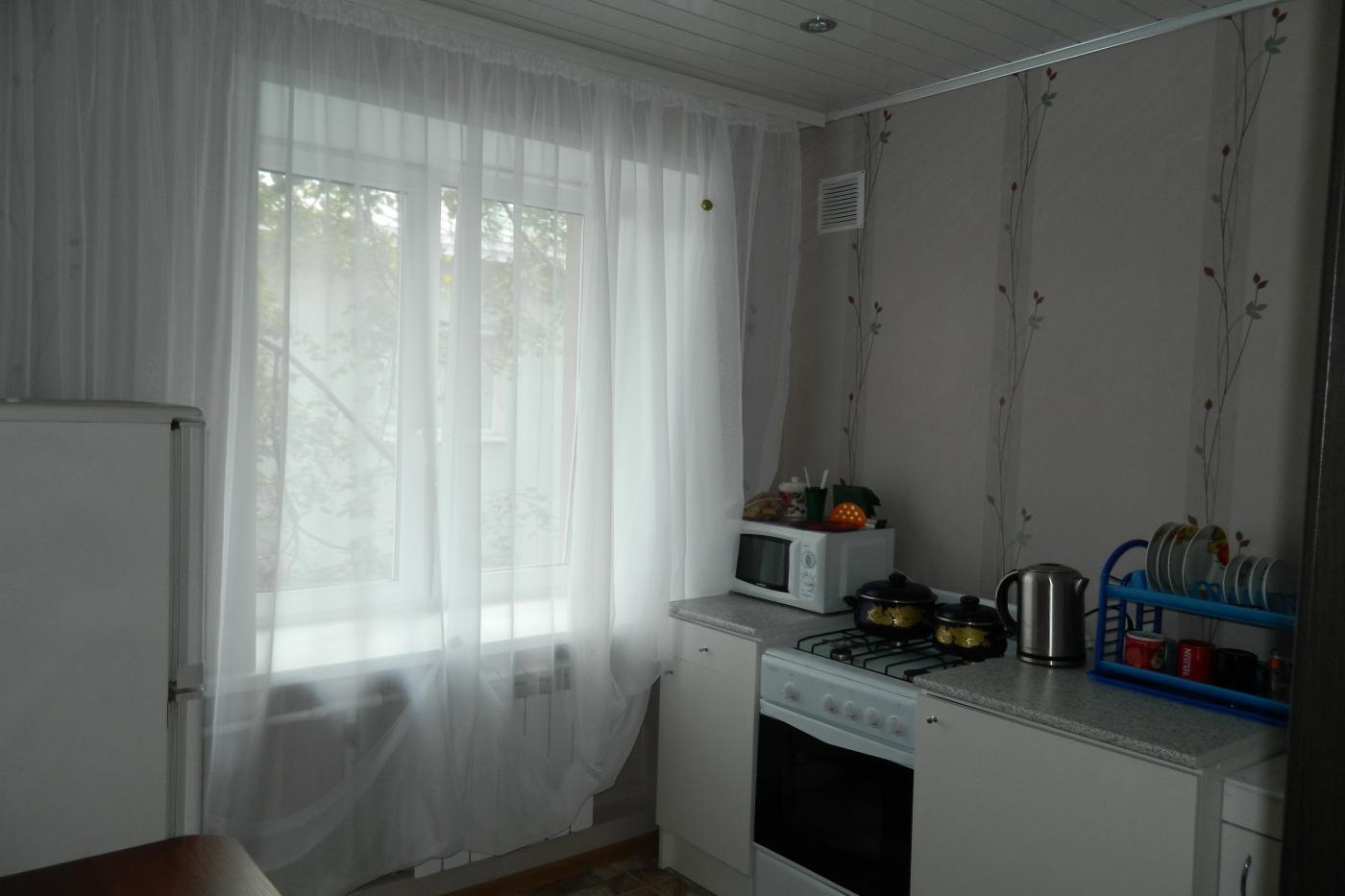 1-комнатная квартира посуточно (вариант № 1925), ул. Никитинская улица, фото № 5