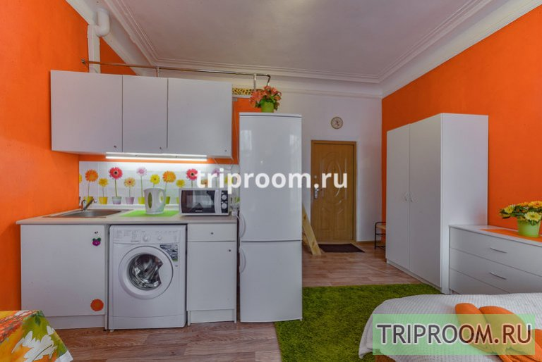 1-комнатная квартира посуточно (вариант № 16345), ул. Гончарная улица, фото № 2