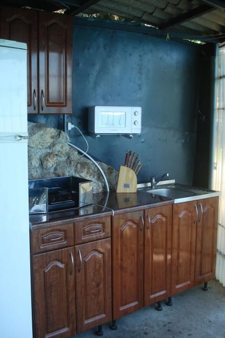 2-комнатная квартира посуточно (вариант № 876), ул. Кастрополь, ул. Кипарисная улица, фото № 5