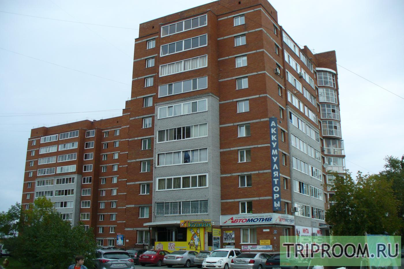 1-комнатная квартира посуточно (вариант № 15391), ул. Елизаровых улица, фото № 10