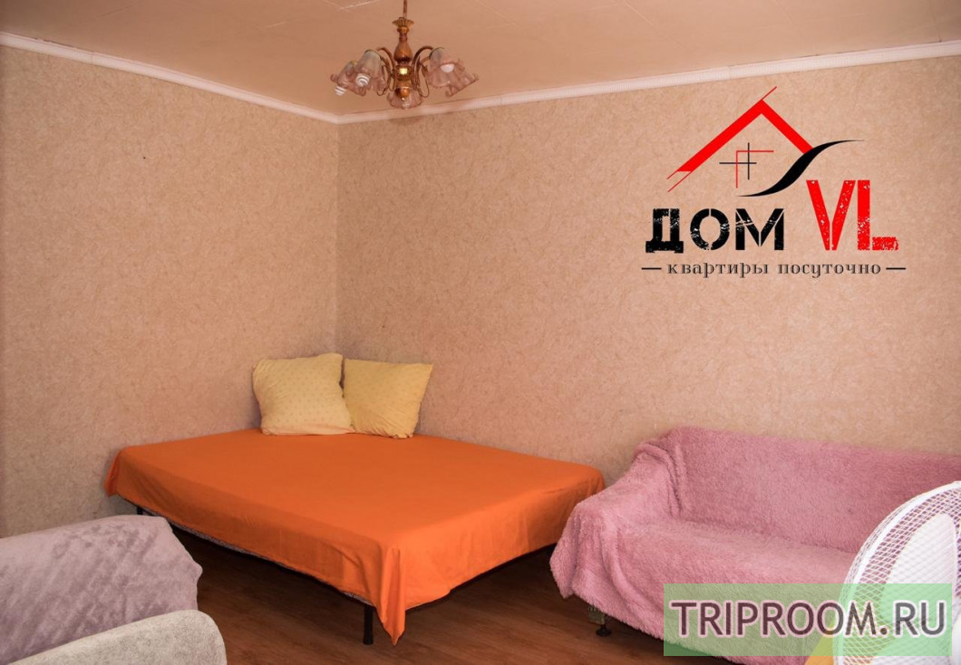 1-комнатная квартира посуточно (вариант № 61565), ул. улица Ильичева, фото № 1