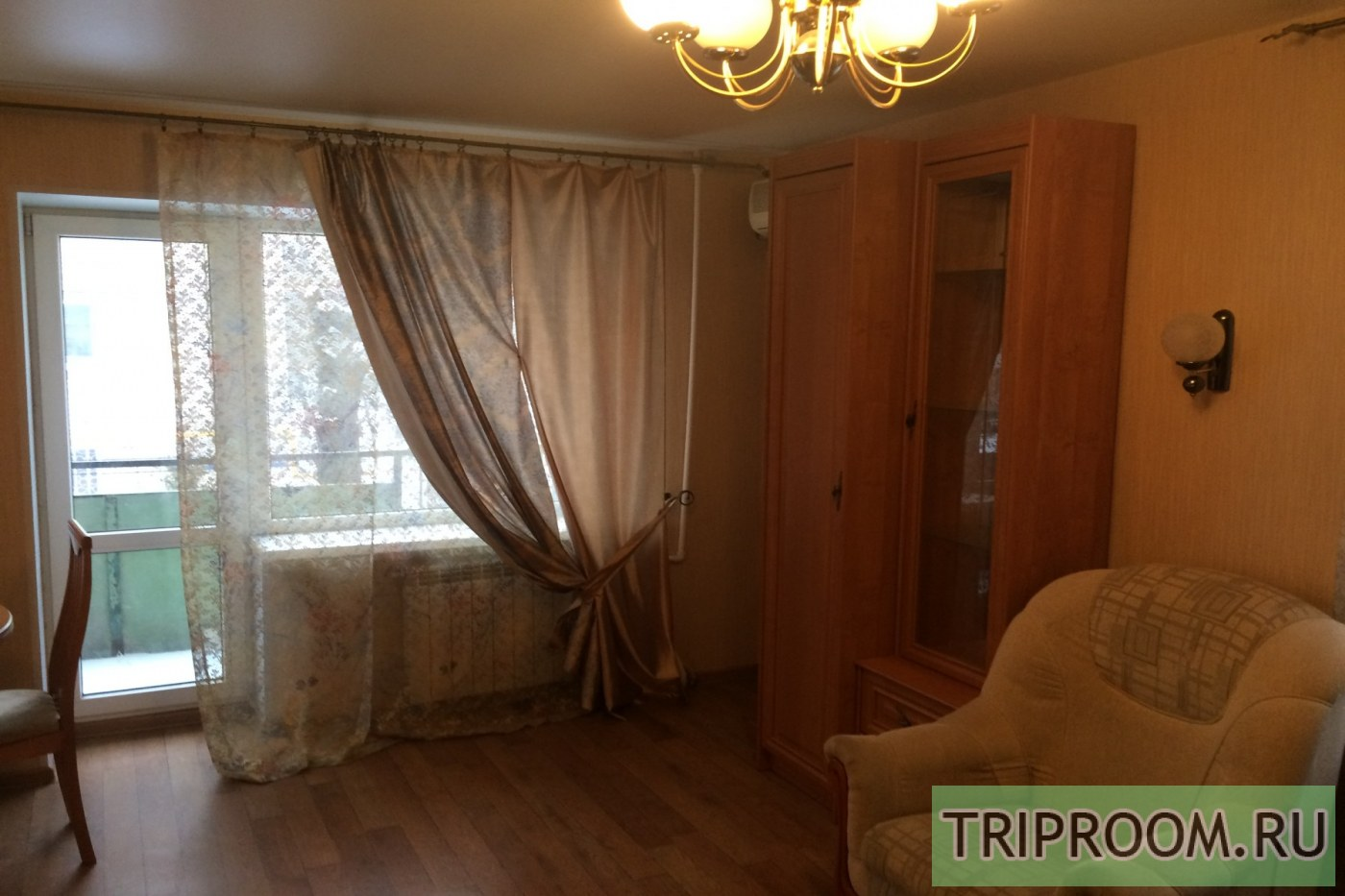 1-комнатная квартира посуточно (вариант № 37881), ул. Советская улица, фото № 4