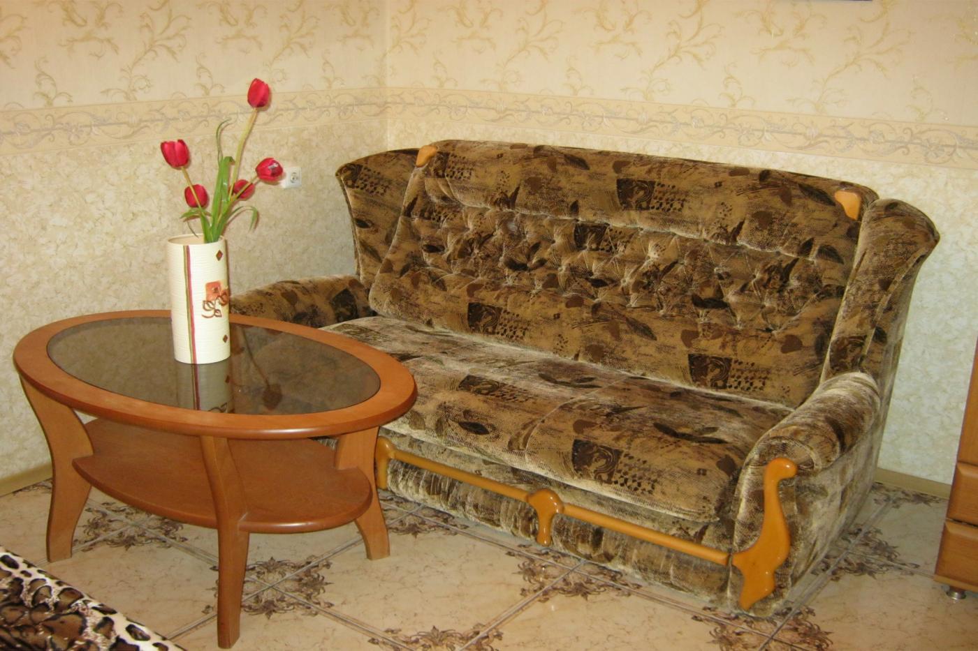 1-комнатная квартира посуточно (вариант № 1544), ул. Гоголя улица, фото № 3