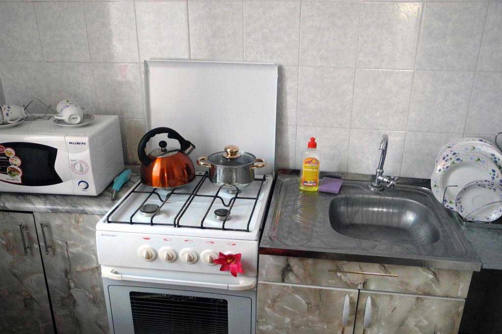 1-комнатная квартира посуточно (вариант № 3869), ул. Дзержинского улица, фото № 7