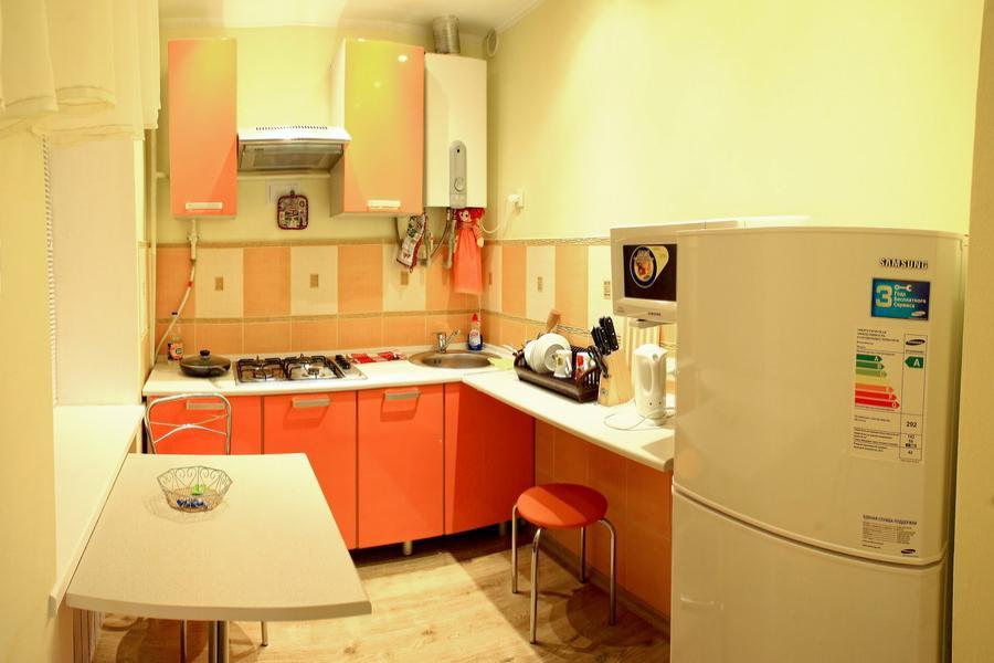 1-комнатная квартира посуточно (вариант № 610), ул. Советская улица, фото № 4
