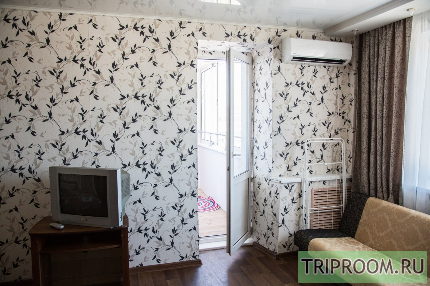 1-комнатная квартира посуточно (вариант № 37503), ул. Ленина улица, фото № 5