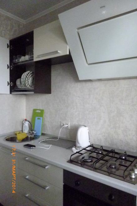 1-комнатная квартира посуточно (вариант № 988), ул. Спартаковская улица, фото № 4
