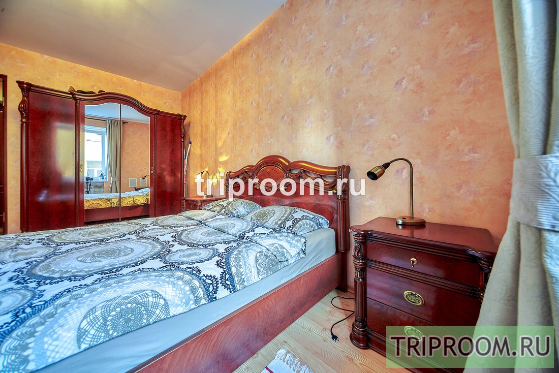 2-комнатная квартира посуточно (вариант № 15075), ул. канала Грибоедова набережная, фото № 20