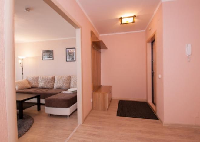 1-комнатная квартира посуточно (вариант № 75), ул. Свободный проспект, фото № 5