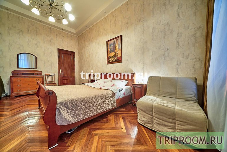 2-комнатная квартира посуточно (вариант № 15114), ул. Гончарная улица, фото № 8