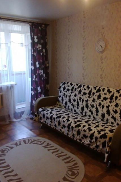 1-комнатная квартира посуточно (вариант № 3323), ул. Московская улица, фото № 5