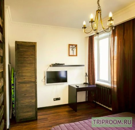 1-комнатная квартира посуточно (вариант № 46975), ул. Тигровая улица, фото № 6