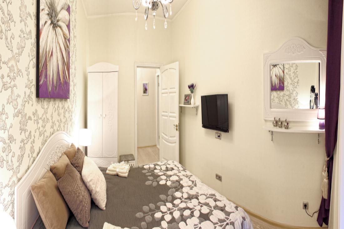 2-комнатная квартира посуточно (вариант № 652), ул. Нахимова проспект, фото № 3