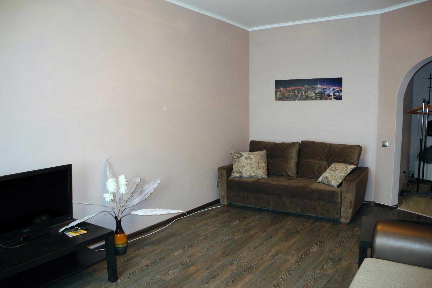 1-комнатная квартира посуточно (вариант № 3875), ул. Ленинский проспект, фото № 4