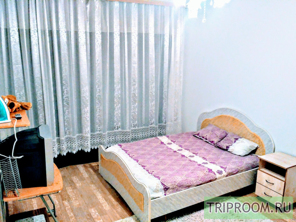 1-комнатная квартира посуточно (вариант № 56541), ул. Тюменский тракт, фото № 1