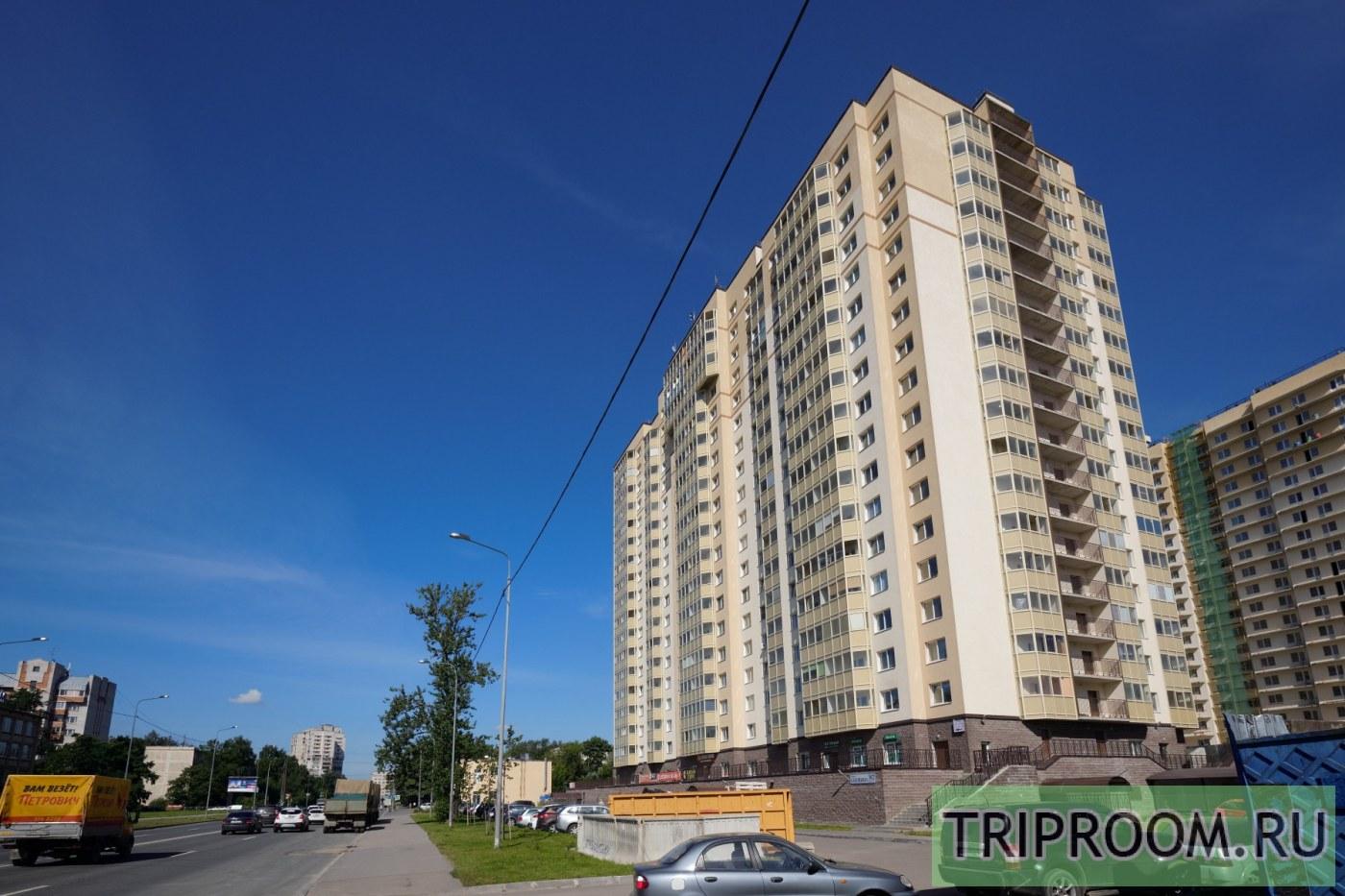 1-комнатная квартира посуточно (вариант № 22818), ул. Бабушкина улица, фото № 41