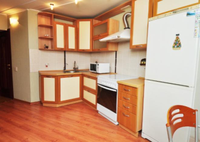 1-комнатная квартира посуточно (вариант № 206), ул. Овчинникова улица, фото № 5