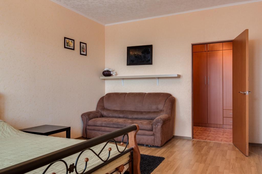 1-комнатная квартира посуточно (вариант № 775), ул. Зиповская улица, фото № 2