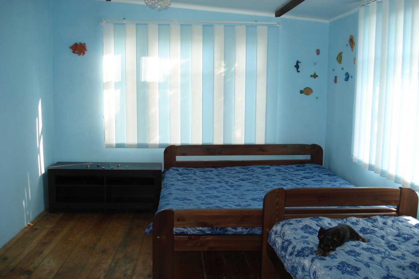 2-комнатная квартира посуточно (вариант № 876), ул. Кастрополь, ул. Кипарисная улица, фото № 9
