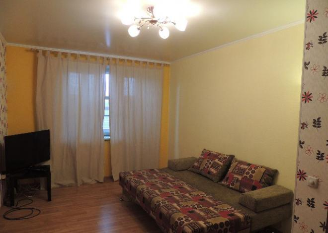 1-комнатная квартира посуточно (вариант № 156), ул. Сибирская улица, фото № 3