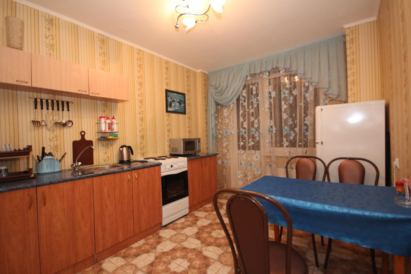 1-комнатная квартира посуточно (вариант № 1749), ул. Победы бульвар, фото № 4