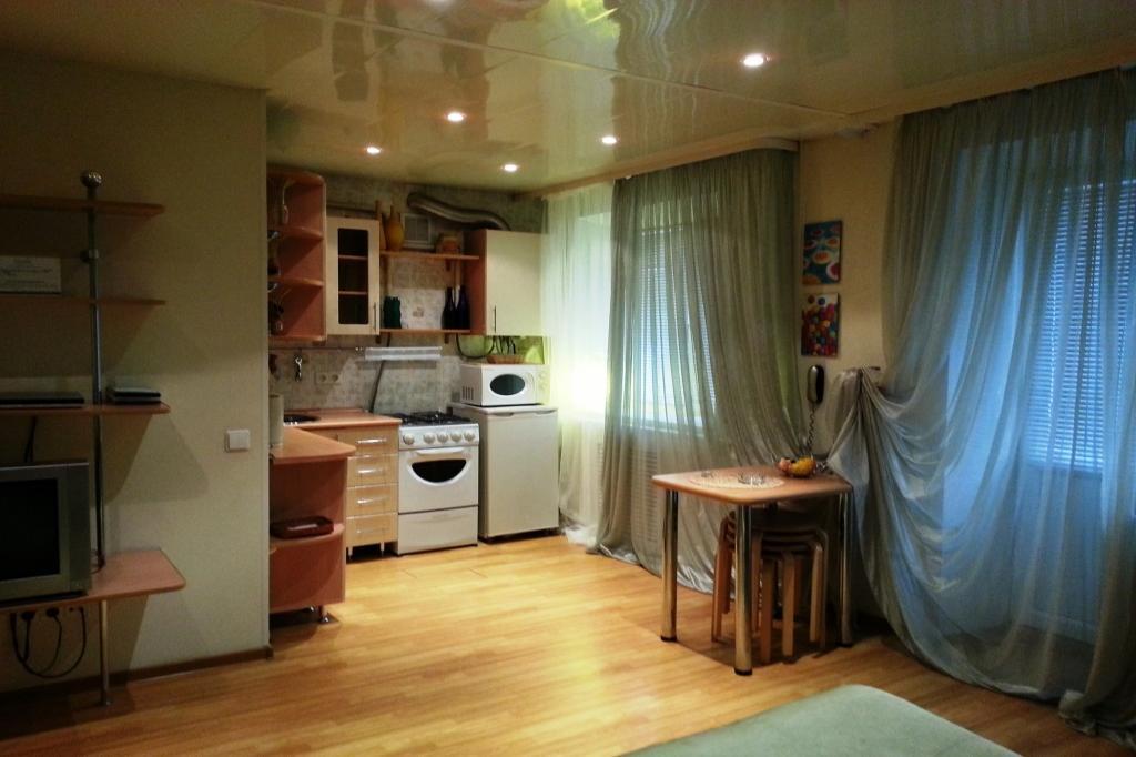 1-комнатная квартира посуточно (вариант № 3240), ул. Плехановская улица, фото № 3