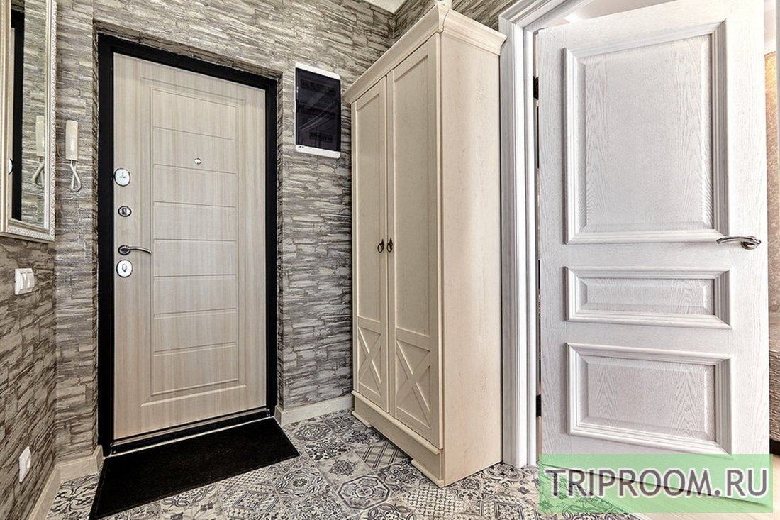 1-комнатная квартира посуточно (вариант № 55743), ул. Кореновская улица, фото № 14