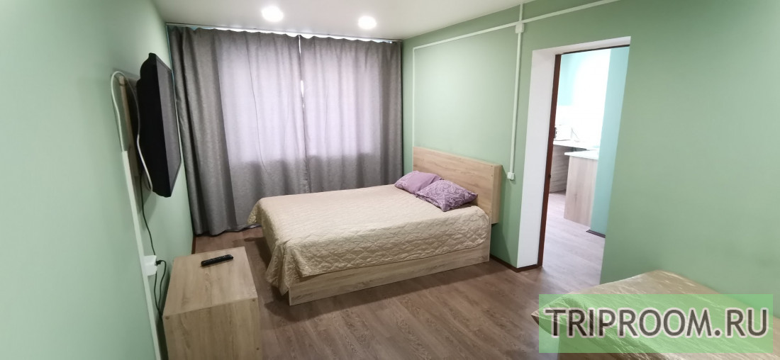 1-комнатная квартира посуточно (вариант № 4318), ул. Байкальская  улица, фото № 1