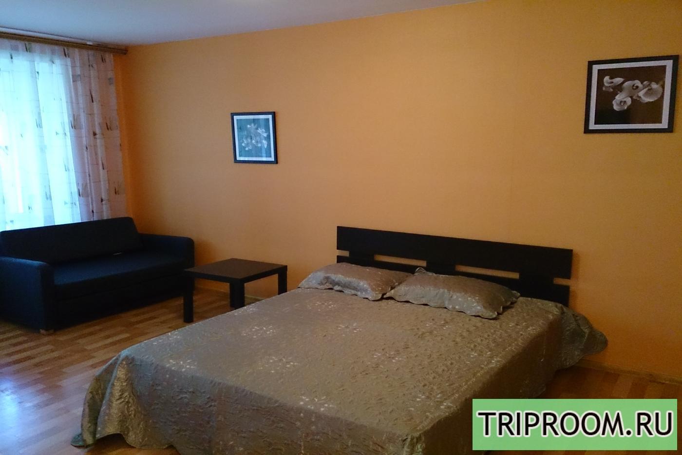 1-комнатная квартира посуточно (вариант № 12826), ул. Челюскинцев улица, фото № 1